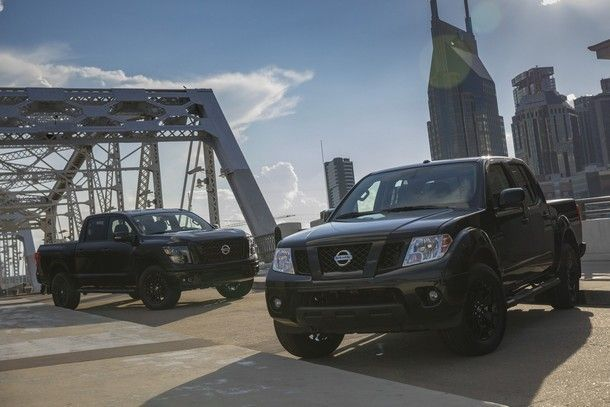 Nissan เปิดตัว Midnight Editions Series ซีรีส์สุดดุดันสำหรับ Frontier, Titan และ Titan XD
