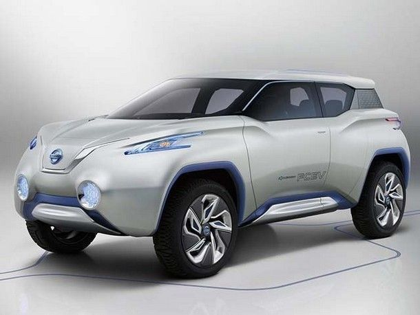 Nissan มีแผนเปิดตัวรถ EV SUV คู่ปรับตัวแรงตัวใหม่ของ Tesla