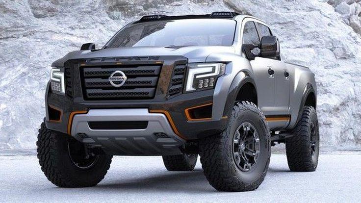 Nissan มั่นใจ All-New Titan รุ่นใหม่จะขึ้นอันดับท็อป ปิคอัพฟลูไซส์ในอเมริกา แน่นอน !!