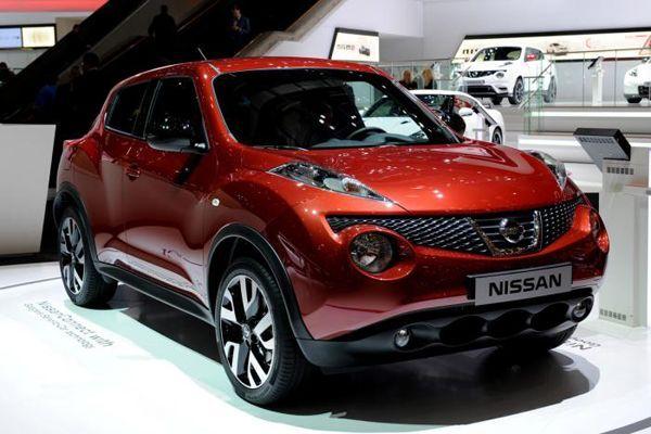 Nissan เติมไลน์รุ่นท็อป Juke n-tec อัพเกรดรูปลักษณ์และเทคโนโลยี