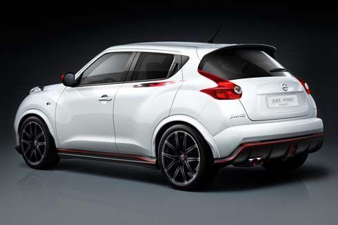 สปอร์ตเต็มขั้น! Nissan Juke Nismo Concept ต่อคิวเปิดตัวที่กรุงโตเกียว