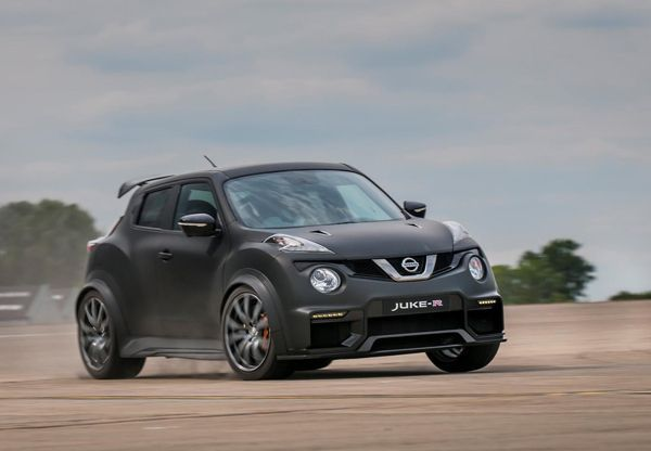 สายโหด! Nissan Juke-R 2.0 รีดพลังกระชากใจ 600 แรงม้า