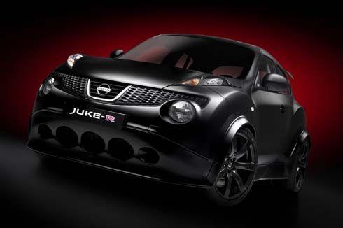 ต้นแบบเสร็จแล้ว! Nissan Juke-R พลัง GT-R 480 แรงม้า แต่สร้างมาแค่ 2 คัน