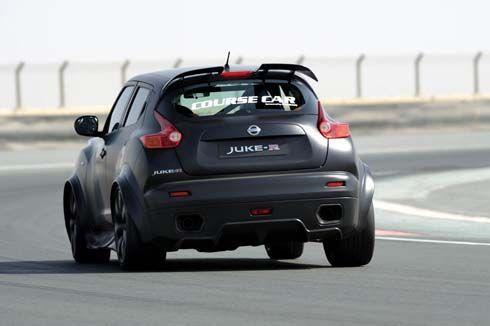 ตามคำเรียกร้อง! Nissan ไฟเขียวผลิต Juke-R รุ่น production โหดขึ้นเป็น 545 แรงม้า