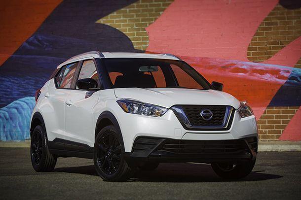 Nissan Kicks ครอสโอเวอร์สำหรับคนที่มองหาความดั้งเดิม