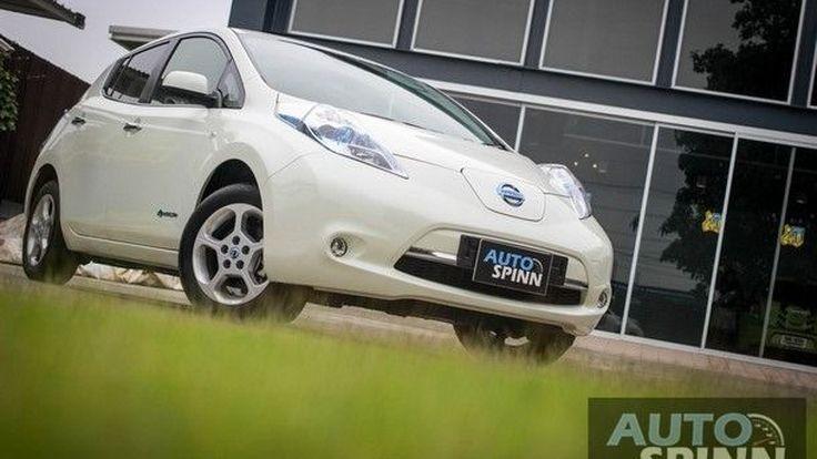 Nissan ปรับปรุงแบตเตอรี่ Leaf เจนเนอเรชั่นใหม่ วิ่งได้ไกล 300 กม. สู้รถไฮโดรเจน