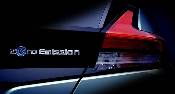 Nissan ยังไม่หยุดปล่อยทีเซอร์ Leaf เจนเนอเรชั่นใหม่ มุ่งยกระดับมาตรฐานรถพลังไฟฟ้า