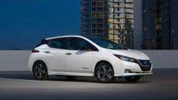 Nissan Leaf E+ เปิดตัวพร้อมอัพเกรด 214 แรงม้าและวิ่งได้ไกลกว่าเดิมถึง 363 กิโลเมตร