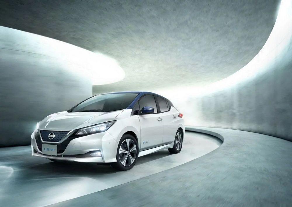 ฮิตแล้วฮิตอีก Nissan Leaf ทำยอดขายสูงที่สุดในโลกในกลุ่มรถพลังงานไฟฟ้า