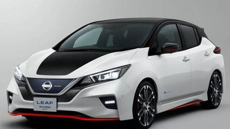 Nissan เตรียมยกมอเตอร์ Leaf รุ่นใหม่ให้มีระยะวิ่งไกลขึ้น และทำความเร็ว 0-100 ได้ใน 6.5 วินาที