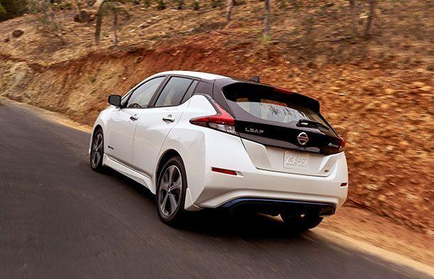 Nissan Leaf Nismo อาจเปิดตัวตามมา ดึงดูดลูกค้าอายุน้อย