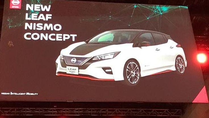 Nissan แย้มแผนการทำตลาด Leaf Nismo อาจเปิดตัวปลายเดือนนี้