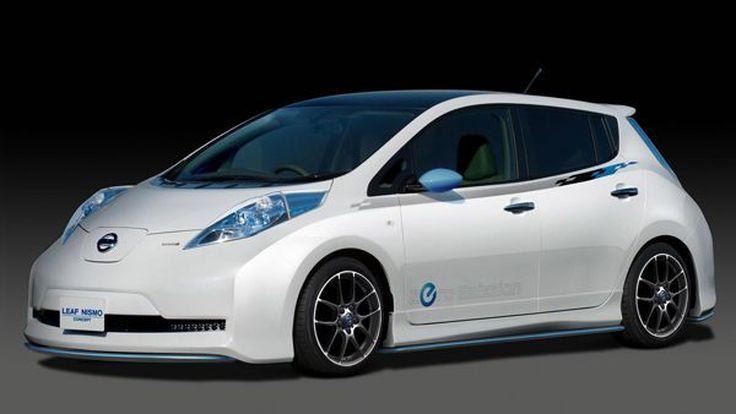 Nissan Leaf Nismo จ่อขึ้นไลน์ผลิต เอาใจคนรักรถพลังไฟฟ้าแนวสปอร์ต