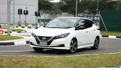 [Test Drive] ลองขับ Nissan Leaf รถEVรุ่นใหม่ พร้อมลอง e-Pedal แป้นเดียวเที่ยวทั่วไทย ก่อนเปิดตัวในไทยเร็วๆ นี้ !!
