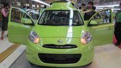 ราคา Nissan March 2012 นิสสันมาร์ช อย่างเป็นทางการ