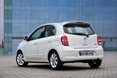 Nissan March DIG-S รุ่นปี 2012 อีโคคาร์ติดซุปเปอร์ชาร์จเจอร์ เริ่มขายแล้วที่อังกฤษ