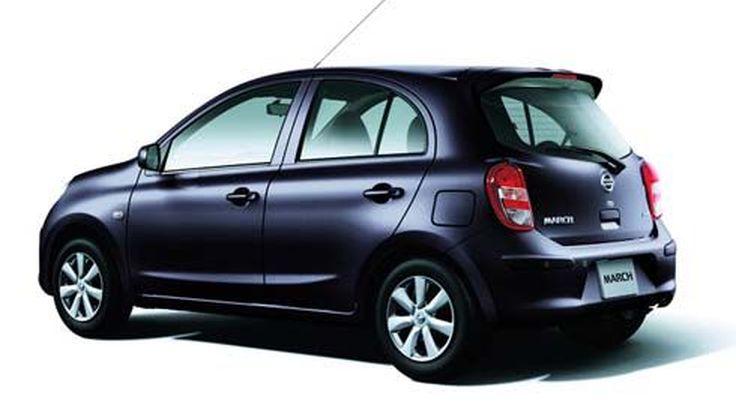 ราคา Nissan March 2012 นิสสัน มาร์ช เพิ่มอุปกรณ์และสีใหม่ Update ราคาใหม่ล่าสุด