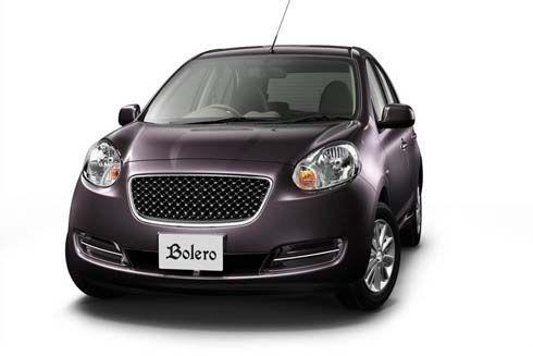 Nissan March Bolero รุ่นพิเศษเวอร์ชั่นญี่ปุ่น ผลิตในไทยส่งขายแดนซากุระ เริ่มต้น 9.99 แสนเยน