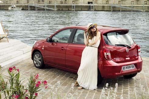 2013 Nissan March ELLE นิสสันมาร์ช เวอร์ชั่นพิเศษ จับมือกับนิตยสารแฟชั่นระดับโลก