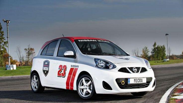 """แฟน March ต้องชม! Nissan เปิดตัว """"Micra Cup"""" รถแข่งที่ถูกที่สุดของแคนาดา"""