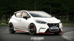 สวยมั้ย ? ภาพตัดต่อ Nissan Micra/March รุ่นใหม่ล่าสุดในเวอร์ชั่น Nismo จากสำนัก X-Tomi Design