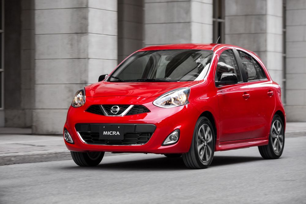 Nissan Micra (March บ้านเรา) จ่อลงแคนาดา วางตลาดเฉพาะเครื่อง 1.6