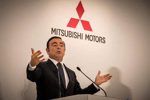 """Nissan เปลี่ยนนโยบาย Mitsubishi Motors เริ่มจากการประชุมด้วย """"ภาษาอังกฤษ"""""""