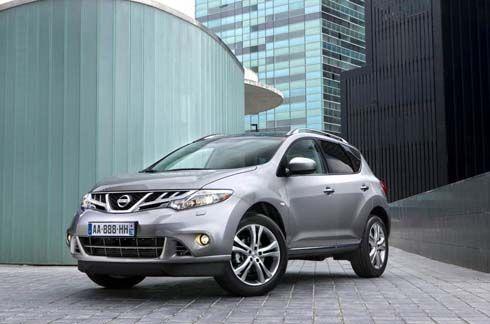 Nissan Murano เวอร์ชั่นยุโรป แต่งหน้าใหม่ ต้อนรับหัวใจดีเซล เปิดราคาในอังกฤษที่ 37,795 ปอนด์