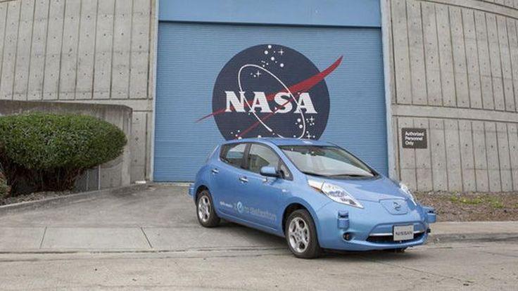 Nissan จับมือเป็นพันธมิตร NASA ร่วมกันพัฒนารถขับขี่อัตโนมัติ