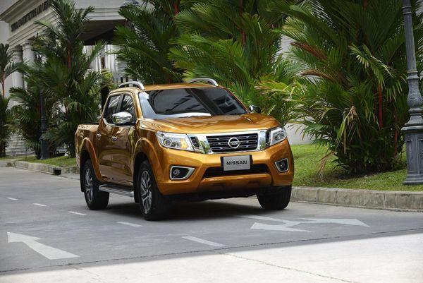 Nissan ยืนยันกำลังพัฒนาเอสยูวีบนพื้นฐาน Navara เปิดตัวแน่ปีหน้า