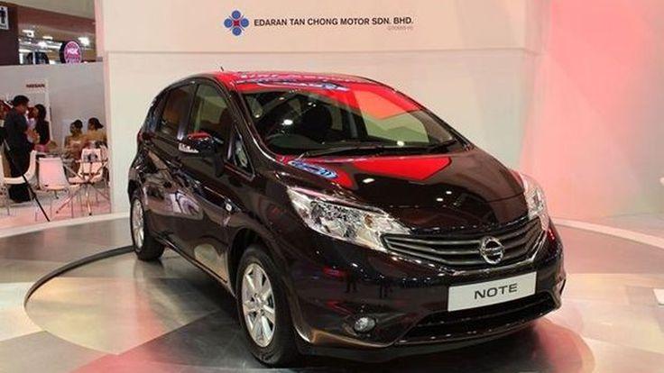 Nissan Note คู่แข่ง Honda Jazz ปรากฎกาย แล้วที่มาเลย์