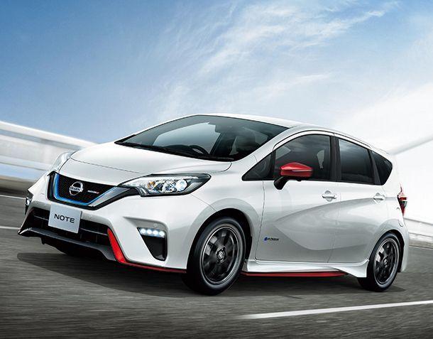 Nissan Note e-Power Nismo ลบภาพลักษณ์น่าเบื่อของรถพลังไฟฟ้า