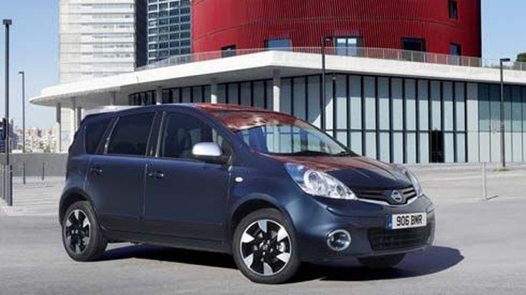 ใหม่ Nissan Note รุ่นปี 2012 มินิเอ็มพีวี ปรับปรุงใหม่ระดับไมเนอร์เชนจ์ เริ่มขายเดือนหน้า