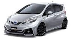 Nissan Note มินิเอ็มพีวีแต่งเพิ่มความสปอร์ตโดย Impul