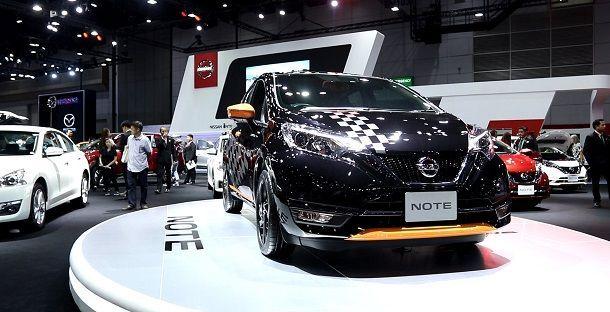 Nissan ปรับลดเป้าส่วนแบ่งตลาดเหลือ 6% จากเดิมคาดโต 7%