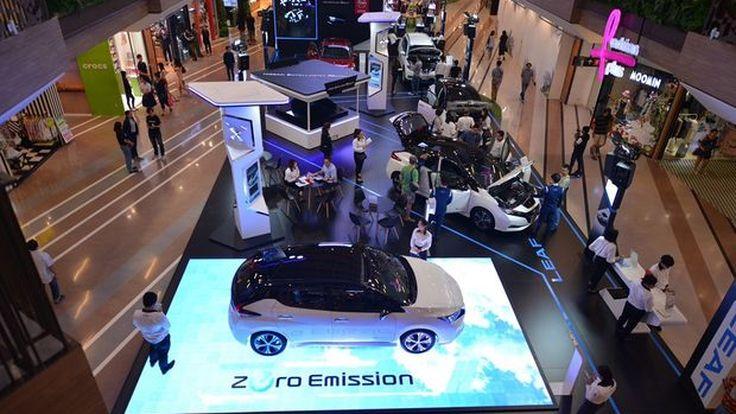 [PR News] นิสสัน ปลื้มคนไทยสนใจในยานยนต์ไฟฟ้าภายใต้กิจกรรม LEAF Education