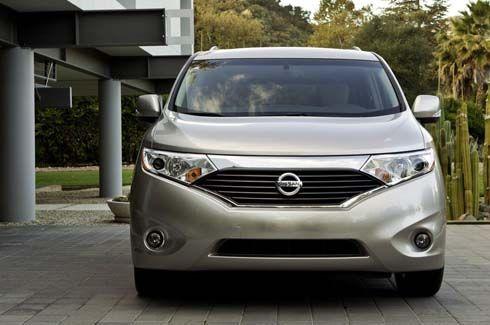 Nissan Quest มินิแวนเจนเนอเรชั่นที่ 4 รุ่นปี 2011 เปิดตัวสู่ตลาดอเมริกาที่ LA Auto Show