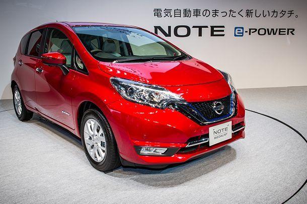 "Nissan ต่อยอดความสำเร็จ เตรียมส่ง ""อี-พาวเวอร์ ไฮบริด"" ทำตลาดนอกญี่ปุ่น"