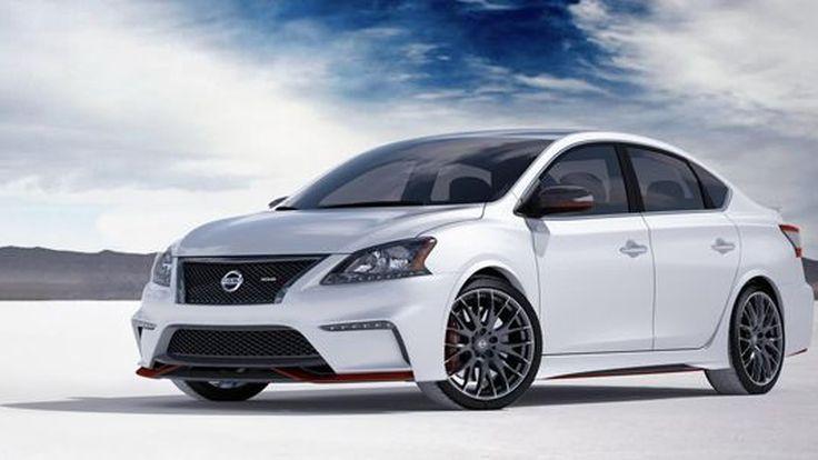Nissan Sentra (Sylphy) NISMO Concept อวดความหล่อที่อเมริกา