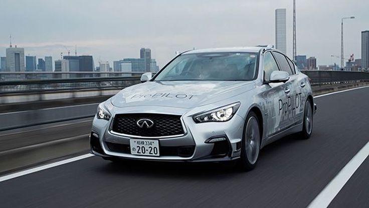 Nissan โชว์ศักยภาพระบบขับขี่อัตโนมัติใจกลางกรุงโตเกียว