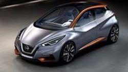 [Geneva] Nissan Sway Concept ว่าที่ March / Micra เจนเนอเรชั่นใหม่