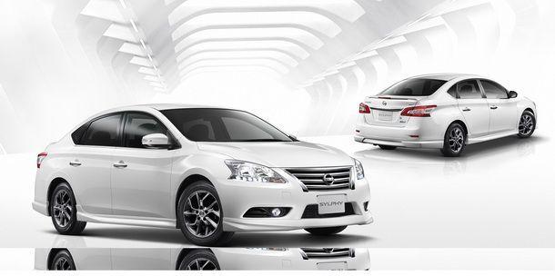 """Nissan Sylphy CNG"" ขับเคลื่อนสะอาด ประหยัดกว่าเดิม และ ""Nissan Sylphy 1.6SV"" พลิกโฉมสู่สไตล์สปอร์ตทุกองศา"