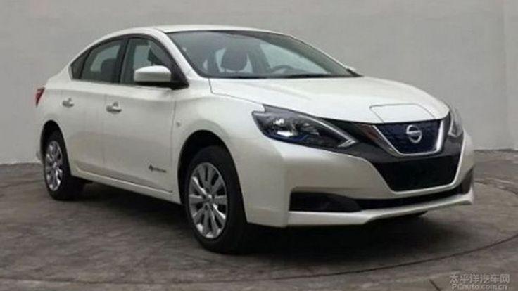 Nissan Sylphy EV เวอร์ชั่นพลังงานไฟฟ้าจ่อเปิดตัวสัปดาห์หน้า