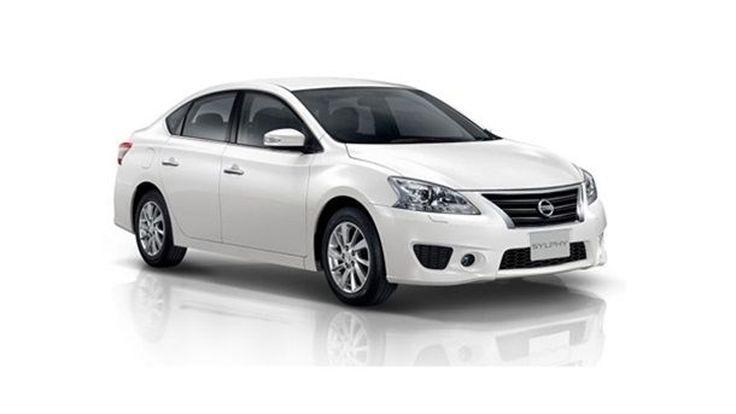 ข้อมูลทางเทคนิค Nissan Sylphy (นิสสัน ซิลฟี) รถยนต์นั่งระดับกลาง 4 ประตู