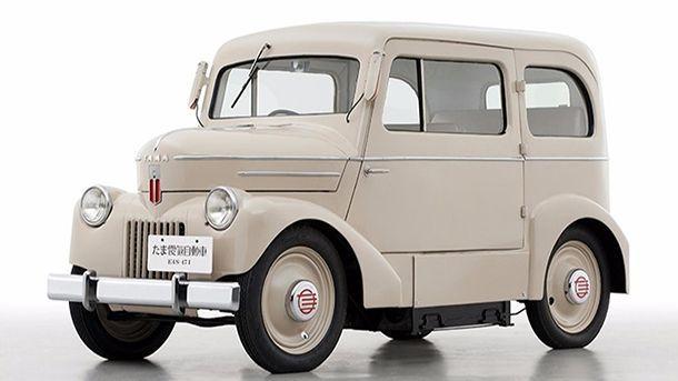 """ย้อนอดีตชม """"Tama"""" รถพลังไฟฟ้าของ Nissan เมื่อกว่า 70 ปีที่แล้ว"""