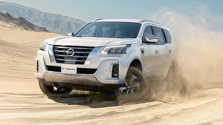 New Nissan TERRA  ปรับใหม่ เพื่ออนาคต ประเทศไทย คาดเปิดตัวปีหน้า