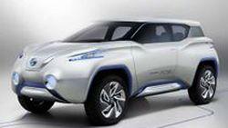 เผยโฉม Nissan TeRRA Concept รถต้นแบบปราศจากมลพิษ ก่อนโชว์ตัวที่ปารีส