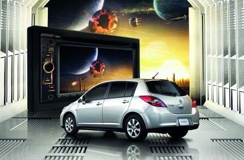 ใหม่ Nissan Tiida Hatchback Fun Pack เสริมอุปกรณ์ภายใน เน้นระบบความบันเทิงแบบใหม่