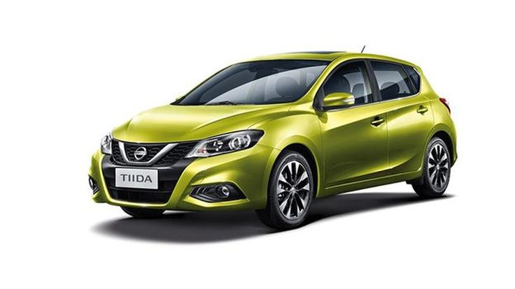 "Nissan Pulsar ถูกปรับโฉมเป็น ""Tiida"" ใหม่ในแดนมังกร"