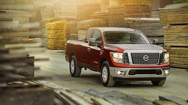 Nissan เปิดตัวปิกอัพฟลูไซส์รุ่นพิเศษ Titan King Cab เคาะราคา $32,550 หรือราวๆ 1.1 ล้านบาท
